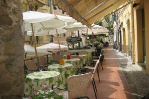 Il Grecale restaurants à Ligurie