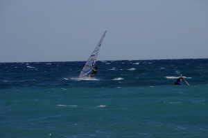 Ponterosso Windsurf Center écoles de surf à Ligurie