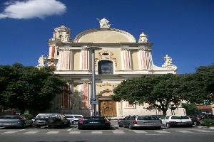 San Giovanni Battista églises à Ligurie