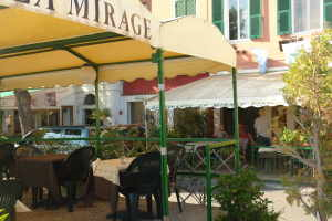 La Mirage restaurants à Ligurie