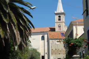 La Parrocchia di San Bartolomeo Apostolo églises à Ligurie