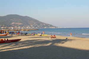Bagni Kursaal Beach-volley à Ligurie