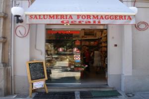 Formaggeria Salumeria Gerali boucherie à Ligurie