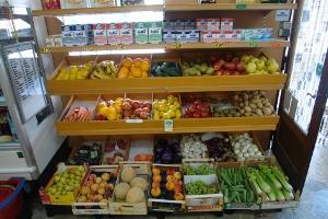 Mini Market Plumeri Petite épicerie à Ligurie