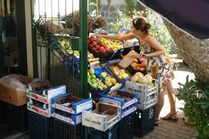 Antica Pizzicheria Petite épicerie à Ligurie