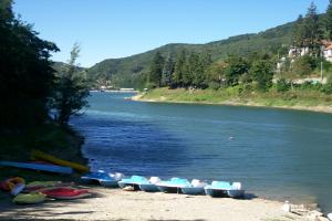Lago di Osiglia Canyoning à Ligurie
