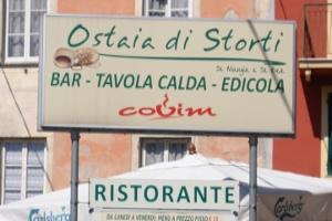 Osteria di Storti restaurants à Ligurie