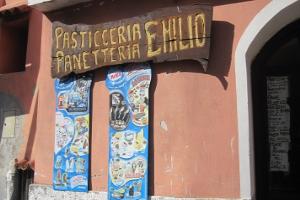 Pasticceria Panetteria Ehilio cafés à Ligurie