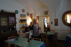 La Finestrella di Montalto restaurants à Ligurie