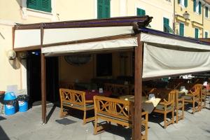 BluBar restaurants à Ligurie