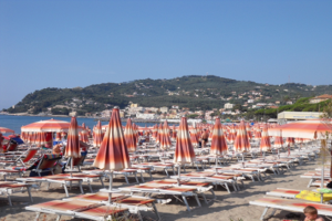 Bagni Delfino Plages à Ligurie