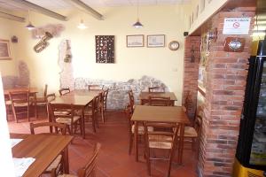 Baixarico restaurants à Ligurie
