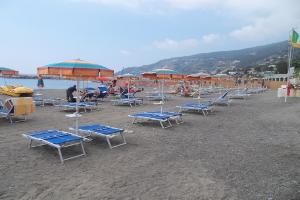 Bagni Sirena Plages à Ligurie
