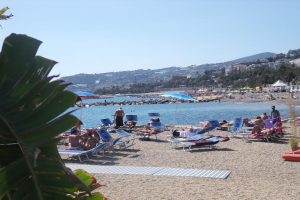 White Sahara Beach Plages à Ligurie