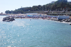 Lido Fontana Plages à Ligurie