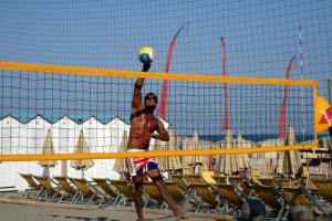 SOL LEVANTE BEACH Beach-volley à Ligurie