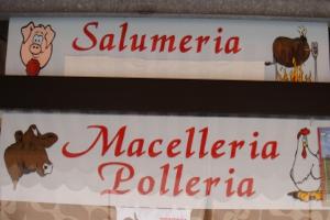 Salumeria boucherie à Ligurie