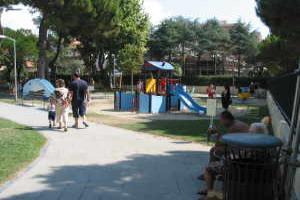 San Bartolomeo al Mare terrain de jeux à Ligurie