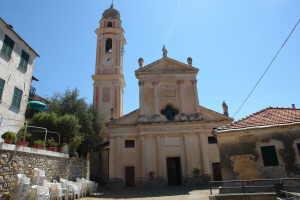 San Lorenzo églises à Ligurie