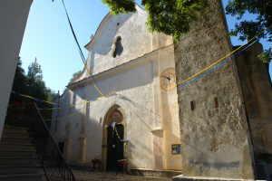 San Michele églises à Ligurie