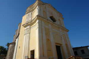 San Nicola da Bari églises à Ligurie