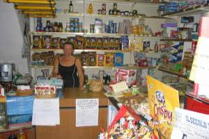 Girardi Petite épicerie à Ligurie