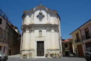 San Sebastiano églises à Ligurie