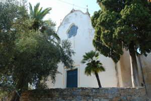 Santa Anna églises à Ligurie