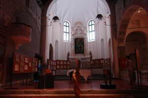 Santa Caterina églises à Ligurie