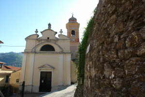 Santa Lucia églises à Ligurie