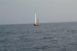 Giucai   navigation à voile à Ligurie