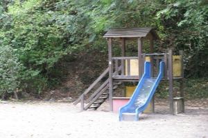Molini di Triora Aqua terrain de jeux à Ligurie