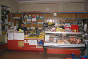 Ugo Petite épicerie à Ligurie