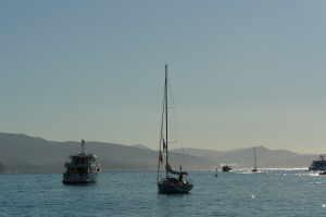 Tricoli Charter excursion en bateau à Ligurie