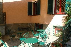 La Veranda restaurants à Ligurie
