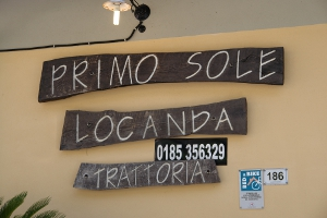 Trattoria Primo Sole restaurants à Ligurie