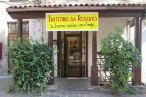 Trattoria da Roberto restaurants à Ligurie