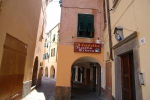 Il Castello restaurants à Ligurie