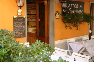 Trattoria Sandro restaurants à Ligurie