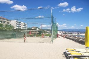 Bagni Colton Bay Beach-volley à Ligurie