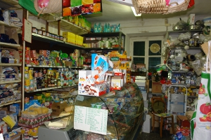 Agaggio Inferiore Petite épicerie à Ligurie
