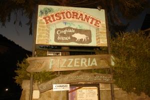 Cinghiale bianco restaurants à Ligurie