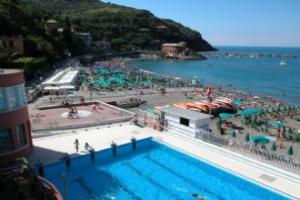 Stabilimento Balneare Bagni Casino Plages à Ligurie