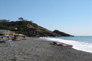 Bangi Corallo Plages à Ligurie