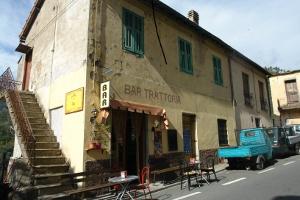 Bar Trattoria restaurants à Ligurie