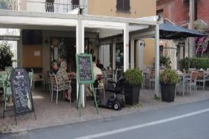 Caffé de Teatro restaurants à Ligurie
