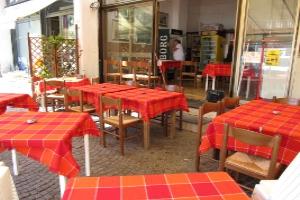 Il Corsaro restaurants à Ligurie