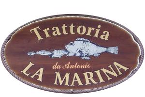 Trattoria la Marina restaurants à Ligurie