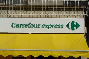 Carrefour express Petite épicerie à Ligurie