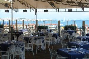 La Terrazza restaurants à Ligurie